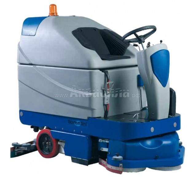 Fiorentini Terminator 1000 | Поломоечные машины с сиденьем для оператора | Поломоечные машины