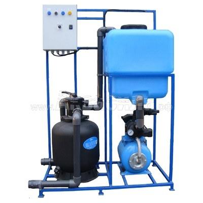 АРОС-1 Compact | Очистные сооружения для автомойки | Системы очистки и рециркуляции воды