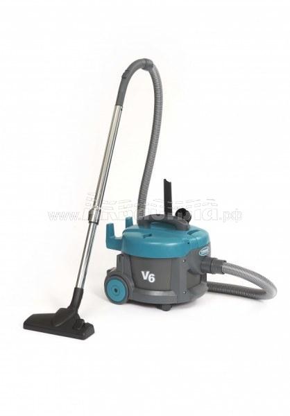 Tennant V6   Профессиональные пылесосы для сухой уборки   Профессиональные и специальные пылесосы