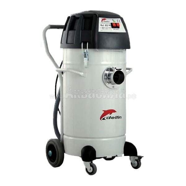 Delfin MISTRAL 802 WD | Промышленные и индустриальные водопылесосы для сухой и влажной уборки, сбора жидкости и жидкой грязи | Промышленные и индустриальные пылесосы