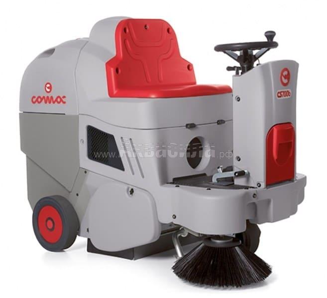 COMAC CS 700H FP | Подметальные машины с сиденьем для оператора | Подметальные машины