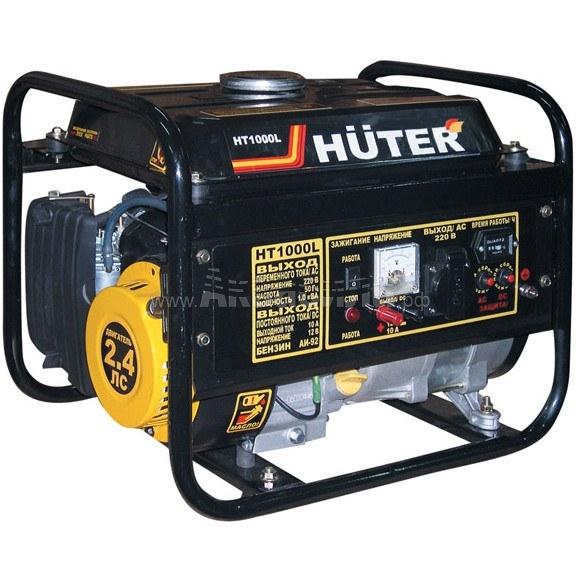 Бензиновый генератор партнер
