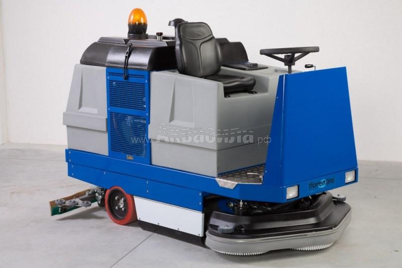 Fiorentini ICM 42 TD | Поломоечные машины с сиденьем для оператора | Поломоечные машины