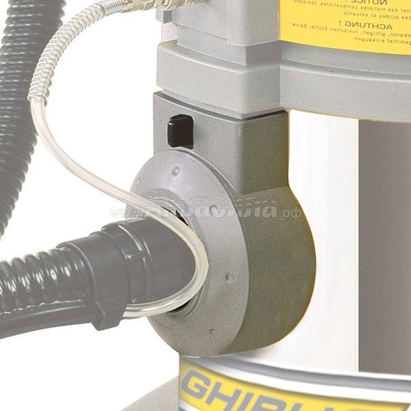Ghibli Соединение шланг-пылесос для AS7, ASL7, M7, SP7 | Запчасти для профессиональных пылесосов | Аксессуары и комплектующие