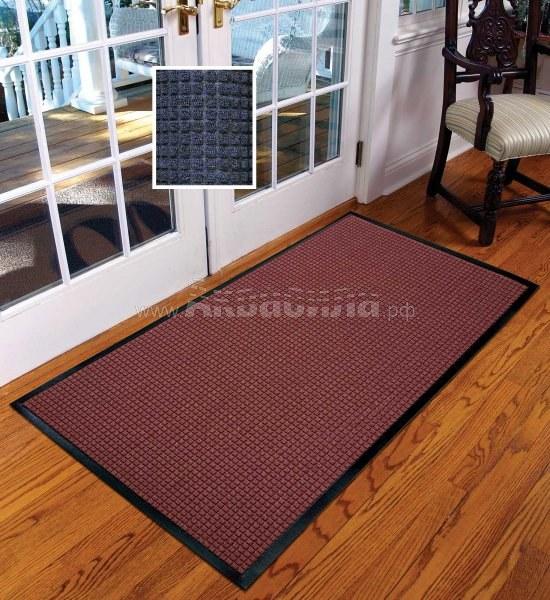 Notrax Грязезащитный ворсовой ковер премиум-класса Guzzler 60х90 см | Размерные ворсовые грязезащитные коврики | Грязезащитные покрытия