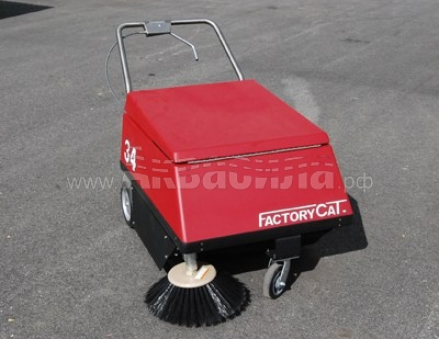 Factory Cat Sweeper 34 | Аккумуляторные подметальные машины | Подметальные машины