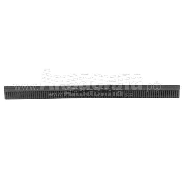 Numatic Передняя резинка для насадки 40 см | Аксессуары для профессиональных пылесосов | Аксессуары и комплектующие