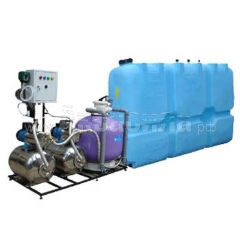 АРОС-15 | Системы очистки и рециркуляции воды | Системы очистки и рециркуляции воды