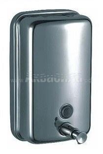 PRC 201103 на 1 литр (хром) | Диспенсеры и дозаторы | Оборудование для туалетных и ванных комнат