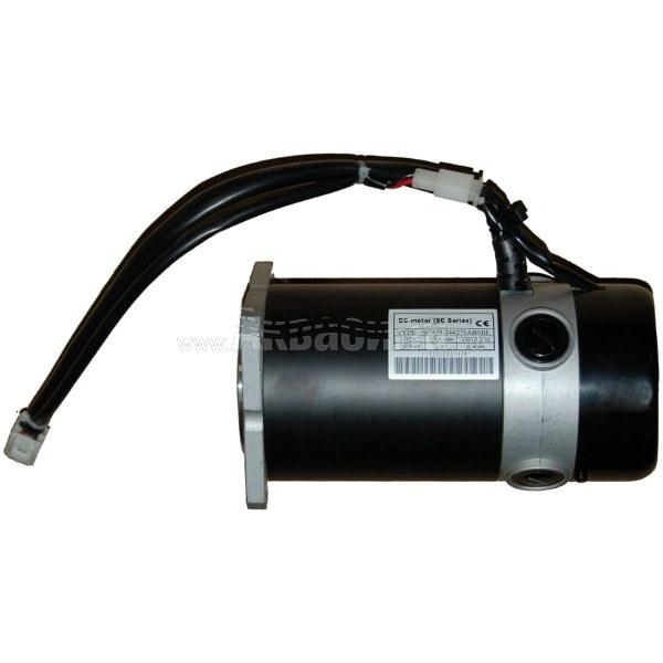 Columbus Мотор колесного привода для поломоечных машин ARA66, ARA80 | Двигатели привода и приводные моторы для поломоечных машин | Аксессуары и комплектующие