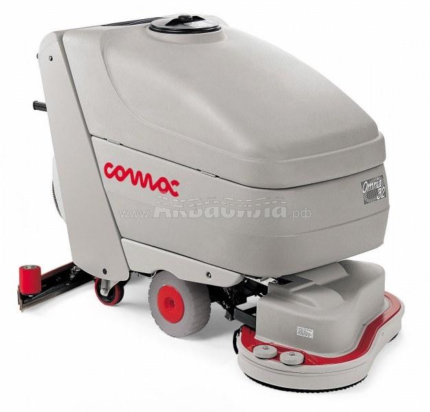 COMAC Omnia 32Bt   Аккумуляторные поломоечные машины   Поломоечные машины