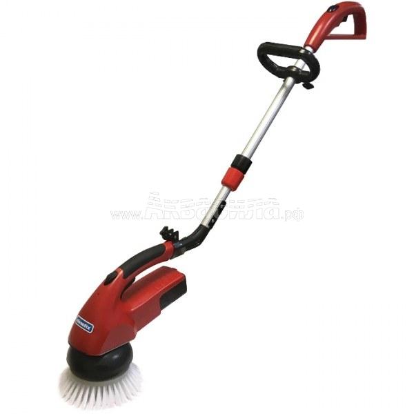 Поломоечная машина для чистки ступеней лестниц Cleanfix Scrubby 145