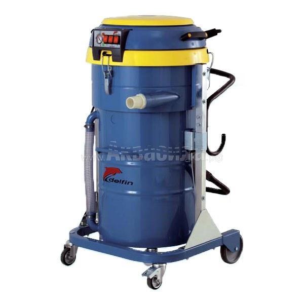 Delfin DM 35 OIL   Промышленные и индустриальные пылесосы для сбора и сепарирования промасленной стружки   Промышленные и индустриальные пылесосы