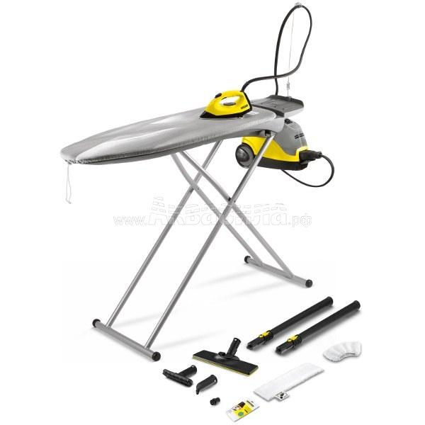 Паровая гладильная станция Karcher SI 4 EasyFix Iron Kit
