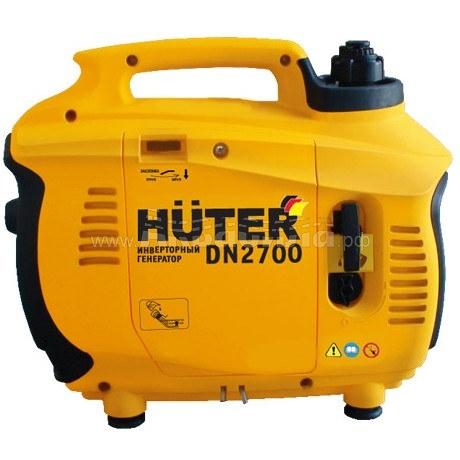 Huter DN2700 Инверторный бензиновый генератор   Бензиновые генераторы   Генераторы
