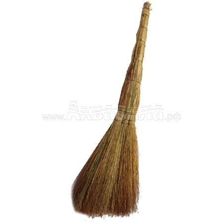 ACG Веник из сорго | Щётки, совки и метёлки для уборки пыли | Инвентарь для уборки и мытья полов | Уборочный инвентарь