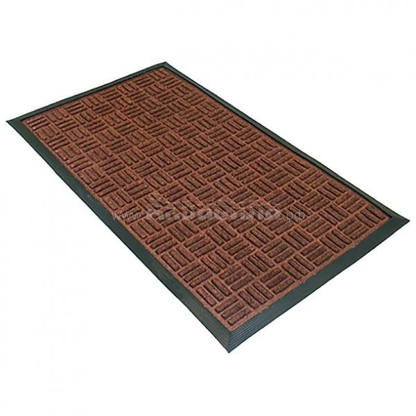 Sindbad 4023 Полипропиленовый коврик на резине 40x70 см