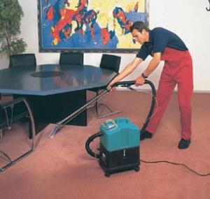 Tennant 1210 | Профессиональные моющие пылесосы (химчистки) | Профессиональные и специальные пылесосы