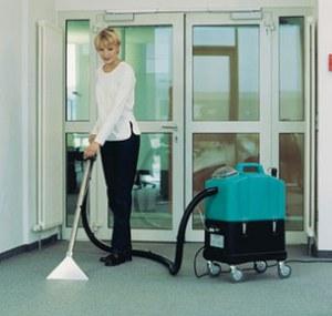 Tennant 1215 | Профессиональные моющие пылесосы (химчистки) | Профессиональные и специальные пылесосы