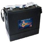 U.S. Battery Аккумулятор с жидким электролитом US 185 XC
