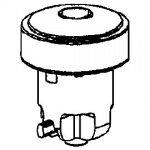 GHIBLI Турбина для пылесоса T1 (230 В)
