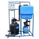 Очистные сооружения для автомоек | Системы очистки воды для автомоек | АРОС-1 Grundfos Compact