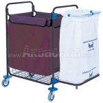 BOL Equipment Тележка для сбора белья и мусора 95.117
