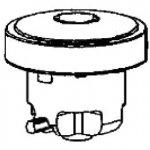 GHIBLI Турбина для пылесоса T1 BC (24 В)