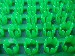 Грязезащитные покрытия | Грязезащитные коврики | Holiaf Щетинистый входной коврик Травка 069