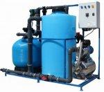 Очистные сооружения для автомоек | Системы очистки воды для автомоек | АРОС-2