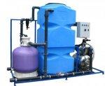 Очистные сооружения для автомоек | Системы очистки воды для автомоек | АРОС-3 Эконом