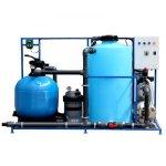 Очистные сооружения для автомоек | Системы очистки воды для автомоек | АРОС-2.1