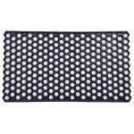 Sindbad FL 38 Грязезащитный резиновый коврик 40x70 см СОТЫ