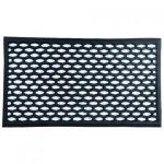 Sindbad FL 39 Грязезащитный резиновый коврик 40x70 см
