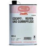 PINGO Средство для ухода за пластиком, шинами и резиной (чернитель для резины)