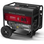 Briggs & Stratton SPRINT 6200A Портативный бензиновый генератор на колесах