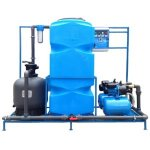Очистные сооружения для автомоек | Системы очистки воды для автомоек | АРОС-5 Эконом